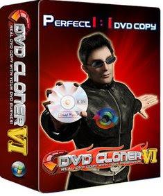 DVD-Cloner v6.00 Build 978