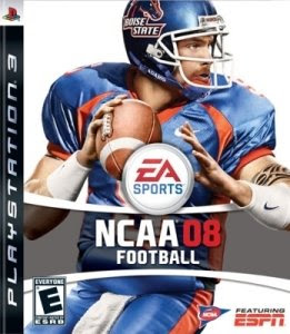 Baixar - NCAA Football 08 - Ps3