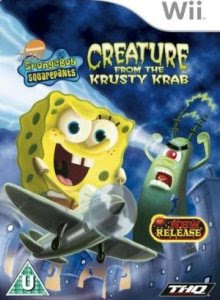 Spongebob Squarepants: Creature From Krusty Krab [Wii]
