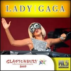 Download - Lady GaGa Glastonbury (2009)