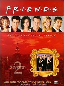 Download - Friends 2ª Temporada Completa