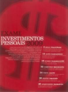 Download - Exame Especial: Investimentos Pessoais 2009
