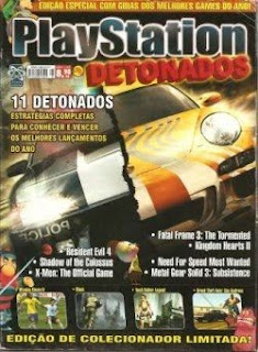Download - Revista Playstation Detonados Nº 01