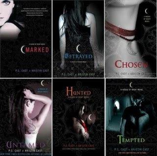 Download - Coleção Livros Casa da Noite (The House Of Night)