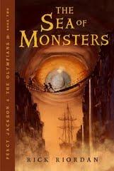 Download - Livro O Mar de Monstros (Rick Riordan)