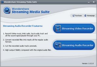 Wondershare Streaming Media Suite 1.0.4.9