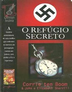 Livro O Refúgio Secreto