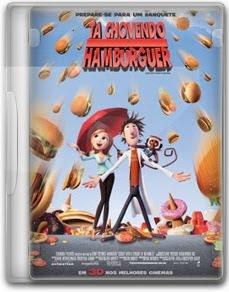 Filme Tá Chovendo Hamburger Dublado