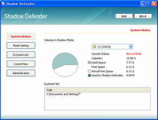 Download - Shadow Defender 1.1