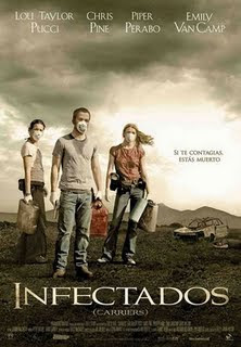 Download - Filme Infectados (Carriers) 2009