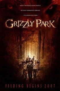 O Parque dos Ursos Selvagens (Grizzly Park) 2008