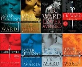 Coleção Irmandade da Adaga Negra J. R. Ward