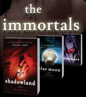 Download Livros Os Imortais, de Alyson Nöel