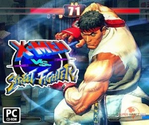Download X Man Vs. Street Fighter (PC)