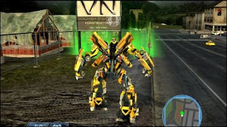 Download Transformers The Game (PC)