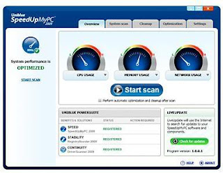 Download SpeedUpMyPC 2009