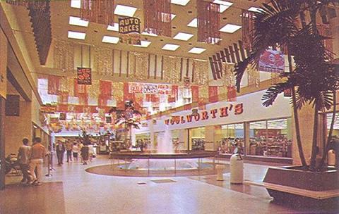 Spokane Valley Mall Shoe Store