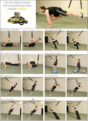 atlanta personal training bodyweight trx exercises
