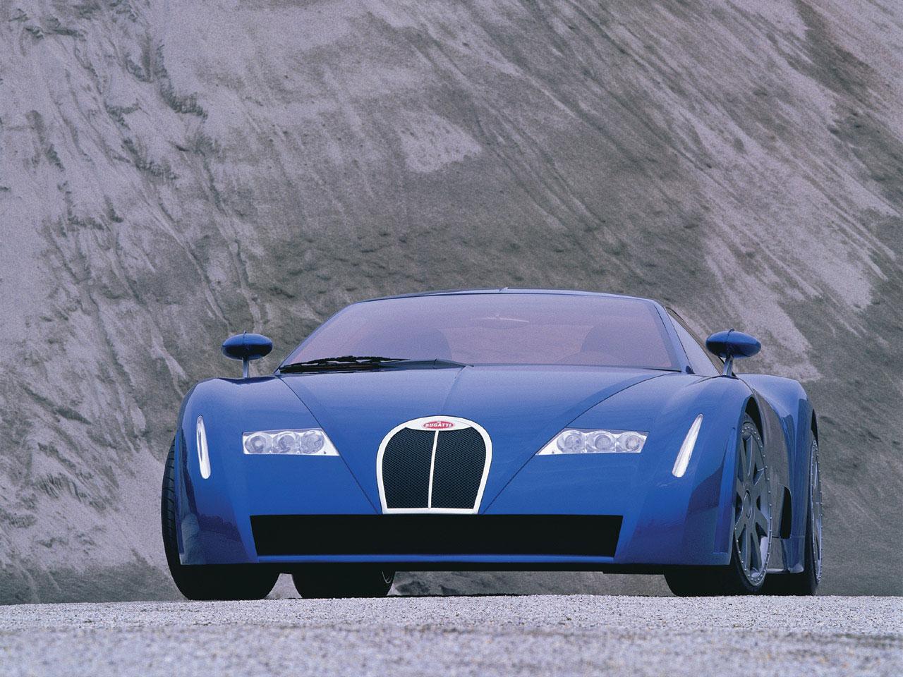 Bugatti Chiron Blue on 06 Cts Engine