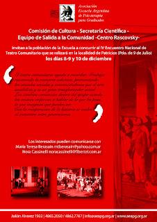 AEAPG - Comisión de Cultura: 2007