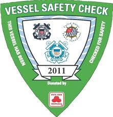 2011 VSC Sticker