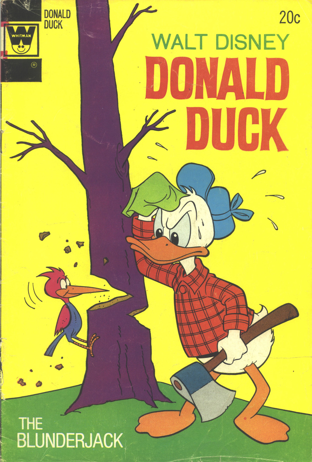 Donald Duck (1962) 151 Page 1