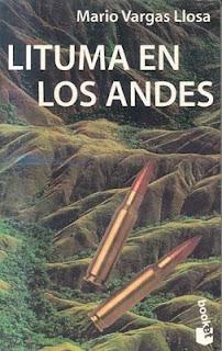 RESUMEN LITUMA EN LOS ANDES - Mario Vargas Llosa