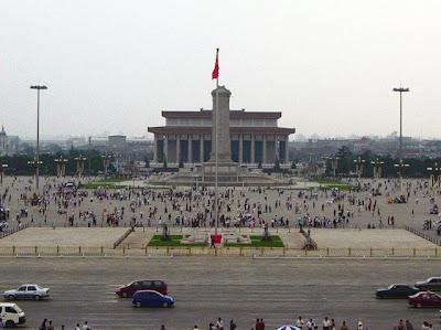 Praça da Paz Pequim