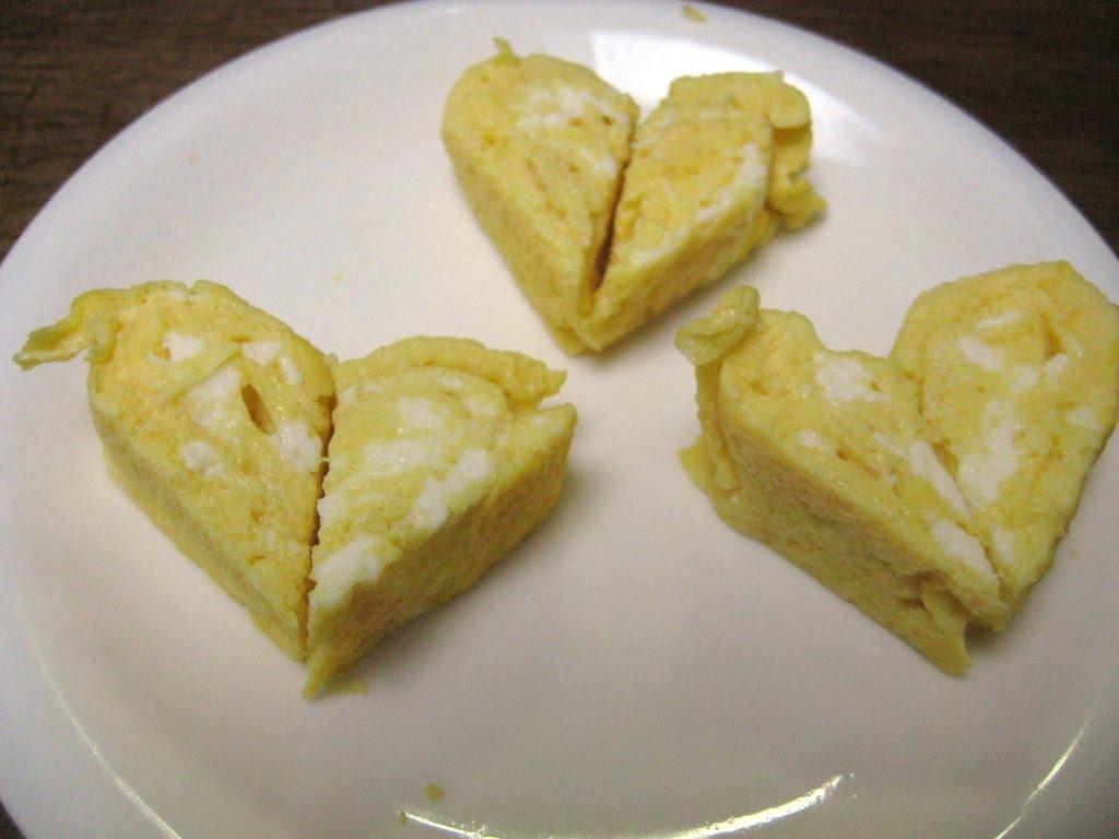 Heart Shaped Food