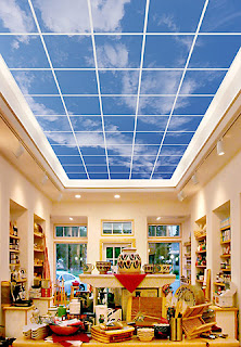The Sky Factory Has Announced Addition Of Luminous Elliptical Ceiling To Its Cur Line Rectilinear And Circular Ceilings