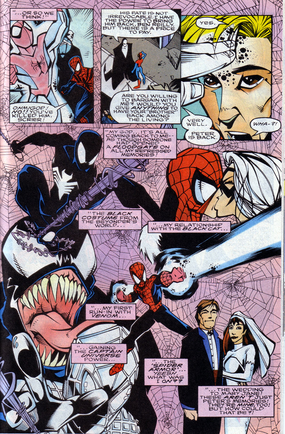 Read online 101 Ways to End the Clone Saga comic -  Issue #101 Ways to End the Clone Saga Full - 21