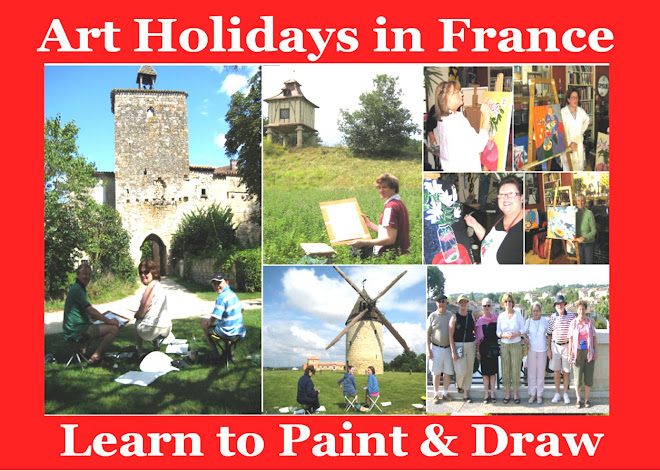 Learn to Paint and Draw.
