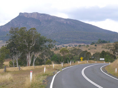 Good Motorcycle roads Brisbane - Boonah
