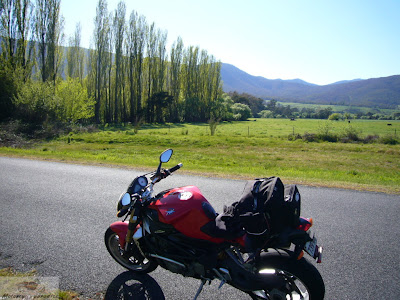 Australias best motorcycle roads - Alpine National park