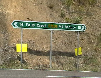 Australia's best motorcycle roads - Falls Creek