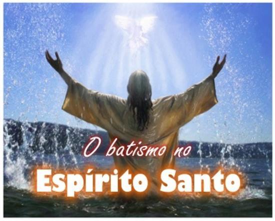 Palavras Força Jovem: O Batismo No Espírito Santo