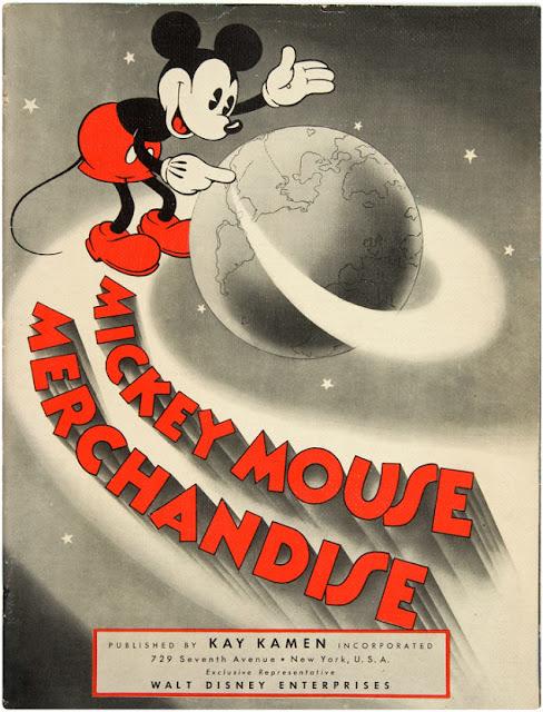 Il secondo volume del catalogo Mickey Mouse Merchandise, 1935
