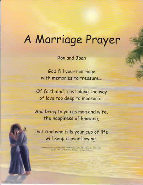 My thoughts....: My thoughts on Marriage :)