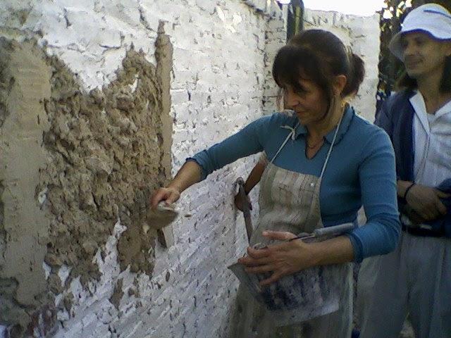 Alba iler a para mujeres el revoque grueso c mo se for Aplicacion para decorar interiores