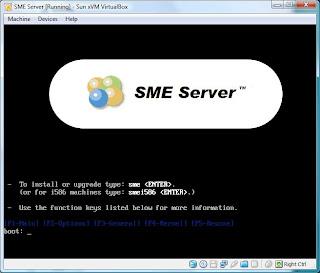 sme server 7.5