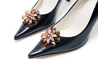 Embelished Wedding Shoes