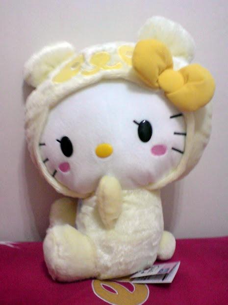 Big Flurry Yellow Kitty - 56