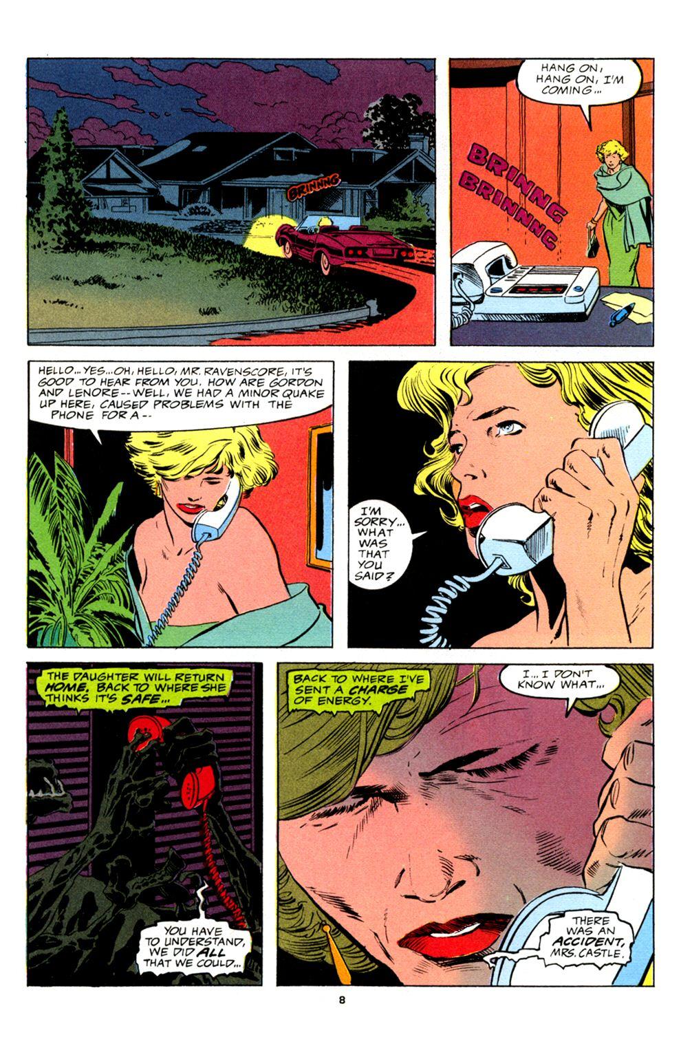 Read online Powerline comic -  Issue #2 - 10