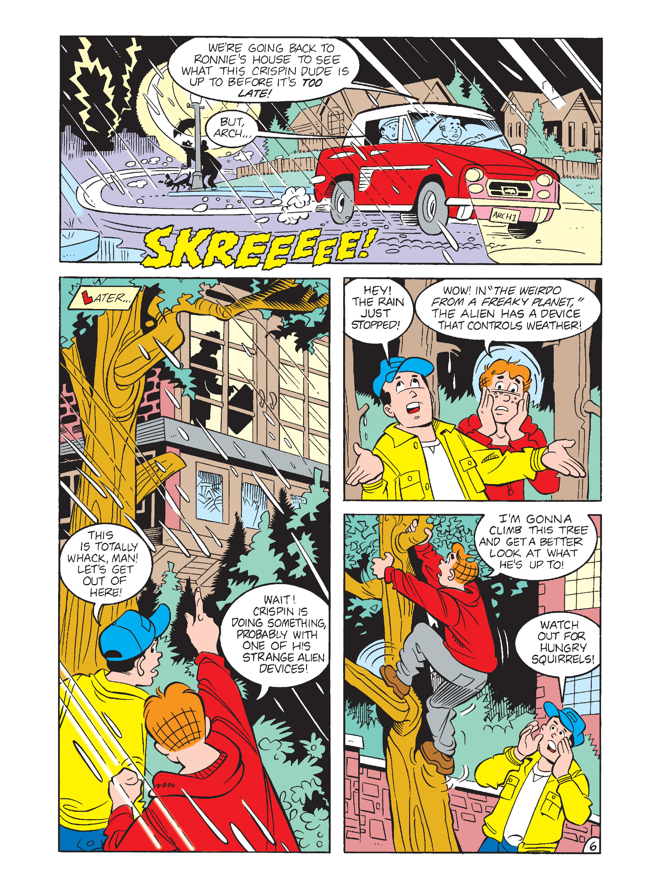 Read online Archie 1000 Page Comics Bonanza comic -  Issue #1 (Part 2) - 115