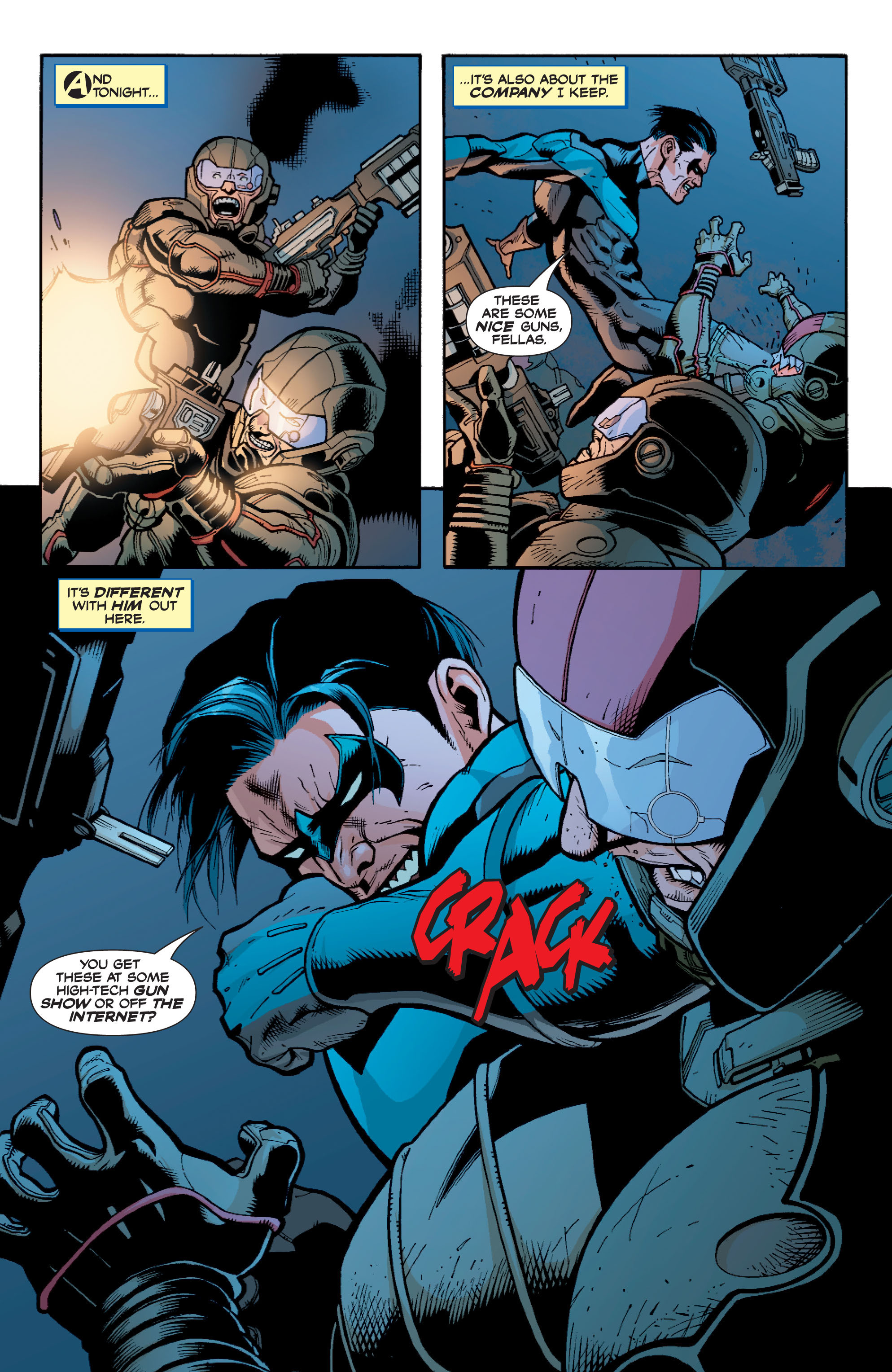 Read online Batman: Under The Red Hood comic -  Issue # Full - 43
