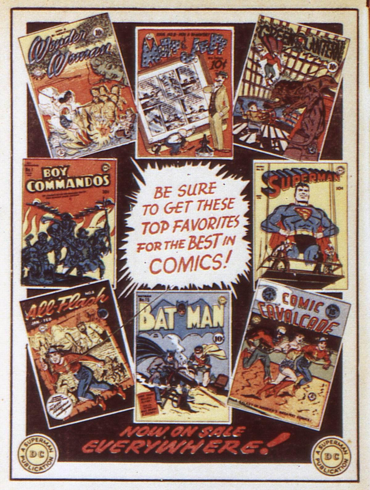Read online Adventure Comics (1938) comic -  Issue #84 - 66