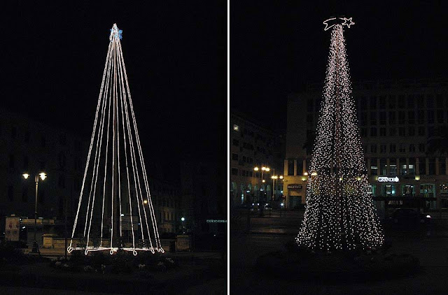 Christmas trees, Livorno