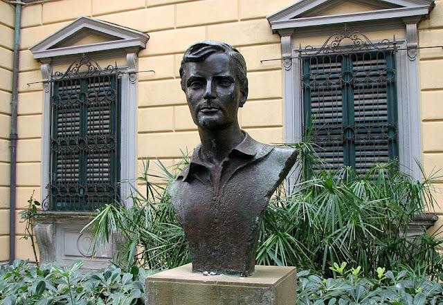 Bust of Amedeo Modigliani, Livorno