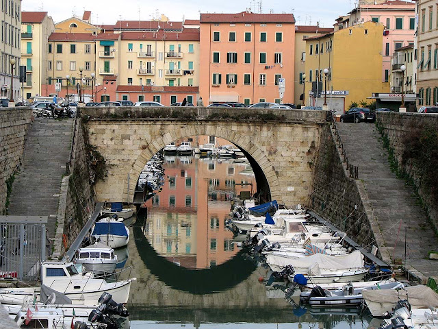 Fosso Reale, Royal Canal, Livorno