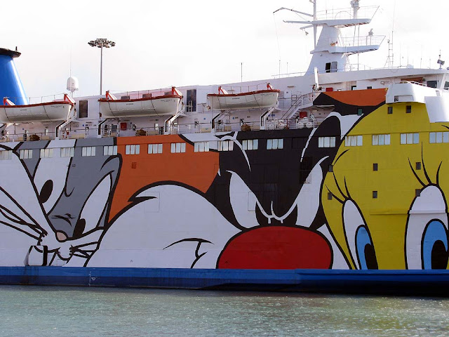 Moby Vincent, Livorno